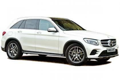 Mercedes Benz  C/GLC class